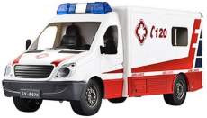 RC Ambulancia 1:18