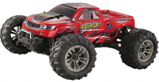 RC auto 9130X Remote monster, červená