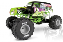 RC auto Axial Grave Digger monster truck