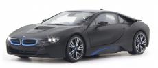 RC auto BMW i8, čierna