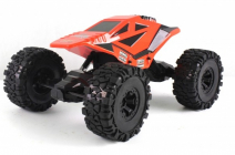 RC auto Crawler 4WD RTR, oranžová
