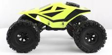 RC auto Crawler 4WD RTR, žltá