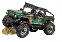 RC auto Crawler Mountain Warrior Sport, maskáčová