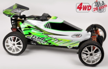 RC auto FG Fun Cross WB535