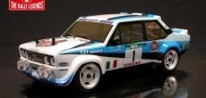 RC auto Fiat 131 Rally WRC