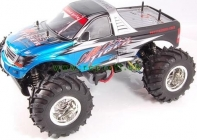 RC auto HBX BONZER CROSS TIGER