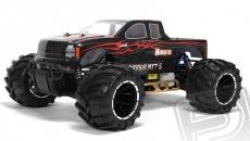 RC auto HIMOTO MEGAP Monster truck čierne