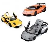 RC auto kovové Lamborghini 1:24