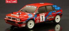 RC auto Lancia Delta Integrale 1989