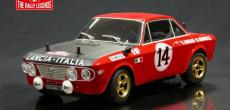 RC auto Lancia Fulvia HF 1600