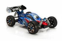 RC auto LRP S8 Rebel BXe