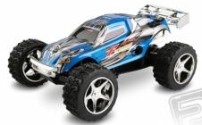 Micro car, 1:46, modrá