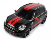 RC auto MINI COOPER RTR 1:14, čierna/pruh