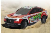 RC auto Mitsubishi Lancer Rally