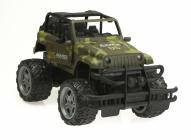 RC auto Off-Road Jeep 1 : 14, maskáčová