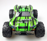 RC auto Racers Short, zelená