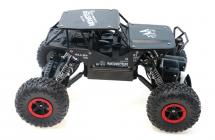 RC auto Strong Crawler, čierna