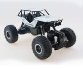 RC auto Strong Crawler, strieborná