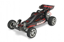 RC auto Traxxas Bandit 1 : 10 RTR, čierna