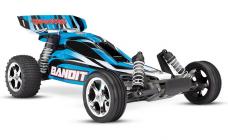 RC auto Traxxas Bandit 1 : 10 RTR, modročierna
