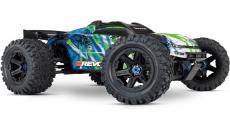RC auto Traxxas E-Revo 1:8 VXL RTR, zelená