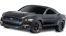 RC auto Traxxas Ford Mustang GT, čierna