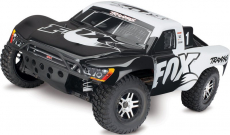 RC auto Traxxas Slash 1:10 VXL 4WD TQi, Fox