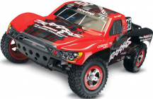 RC auto Traxxas Slash 1:10 VXL TQi, Mark Jenkins