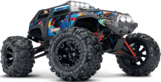 RC auto Traxxas Summit 1:16 RTR, Rock'n Roll