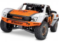 RC auto Traxxas Unlimited Desert Racer 1 : 8 TQi RTR, Fox, oranžová