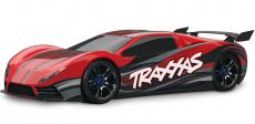 RC auto Traxxas XO-1 1 : 7 TQi BlueTooth RTR, červená