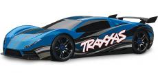 RC auto Traxxas XO-1 1 : 7 TQi BlueTooth RTR, modrá