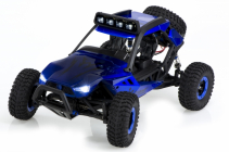 RC buggy JJRC Speed Runner Q46, modrá