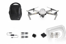 Dron DJI Mavic Pro Fly More Combo (Platinum version)
