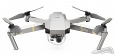 RC dron DJI Mavic Pro (Platinum version)