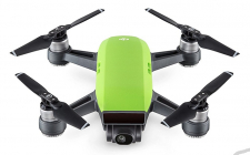 RC dron DJI Spark (Meadow Green version) + vysielač