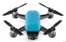 Dron DJI Spark (Sky Blue version)
