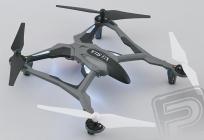 RC dron Dromida Vista UAV Quad, biela