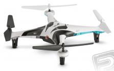 RC dron Galaxy Visitor 8 mód 2, čiernobiela
