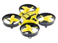 RC dron HI-TEC NANO WiFi, žltočierna