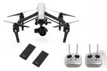 RC dron Inspire 1 RAW s dvoma ovládačmi + 2 ks SSD 512GB