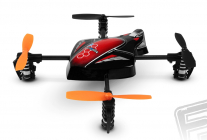 RC dron Micro Q4, strieborná