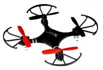 RC dron NANO, čierna