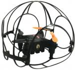 RC dron SkyTumbler v klietke