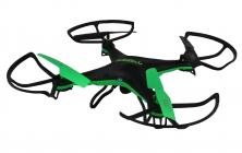 RC dron Sky Watcher 3 WiFi-HD v ALU kufri - oranžovo/čierna