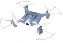 RC dron Syma X21W, modrá