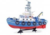 RC Carson hasičská loď s vodným delom