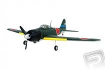 RC lietadlo A6M Zero V2 (Baby WB) M1