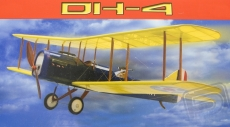 RC lietadlo DH-4