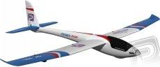 RC lietadlo GAMA 2100, 2.4GHz brushless - mód 1